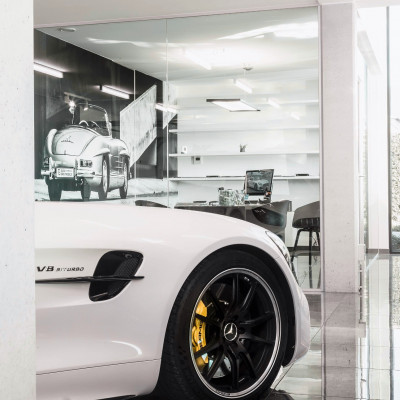 garage Bob Bruynseels